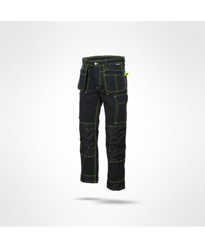 Wygodne i bezpieczne spodnie robocze do pasa. Co kupić?