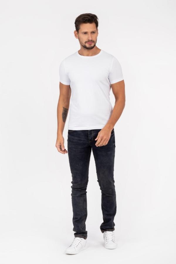 Tshirt męski biały