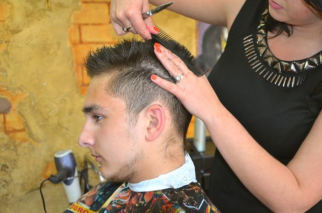 Kompetentne usługi profesjonalnego salonu fryzjerskiego